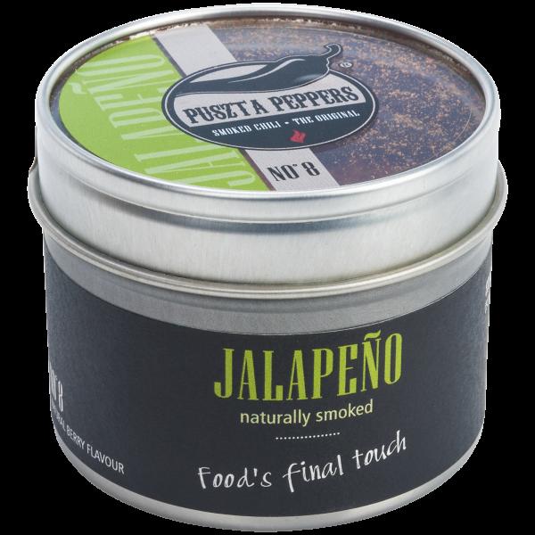 Puszta Peppers Smoked Jalapeño Chili Pulver